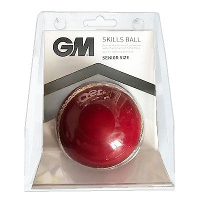 68 x Gunn and Moore Adult Skills Cricket Balls