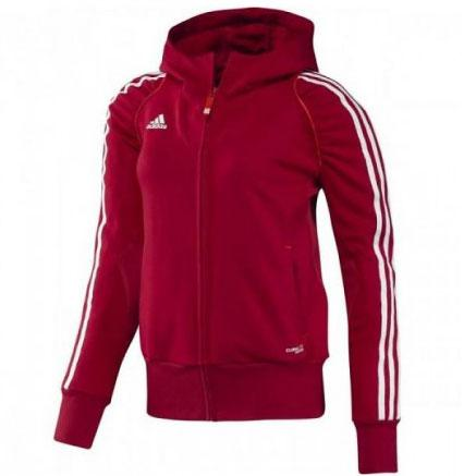 35 x adidas Climacool Womens T12 Teamwear Hooded Jackets