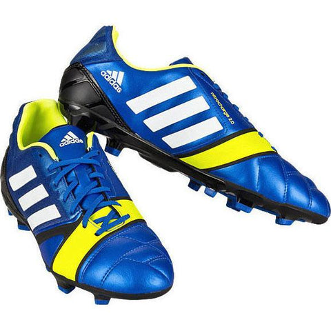 13 x adidas Performance Mens NitroCharge 2.0 TRX Firm Ground Football Boots