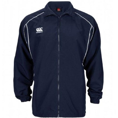 20 x Canterbury Junior Classic Navy Track Jackets