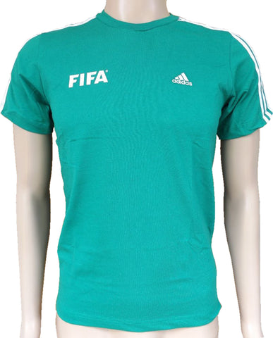 45 x adidas Official Fifa 3-Stripe Grassroots B Grade Football T-Shirts