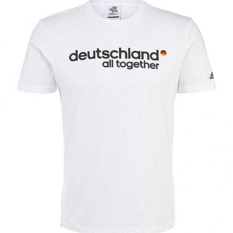 86 x adidas Deutschland Graphic Men's Fan T-Shirt
