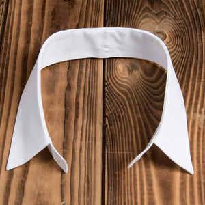 1923 Buccanoy Collar starched white, Pike Brothers