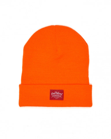 Wyatt Beanie Orange