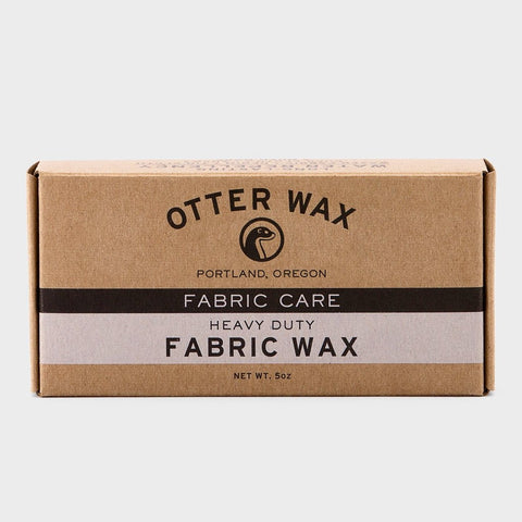 Otter Wax Heavy Duty Fabric Wax Large Bar