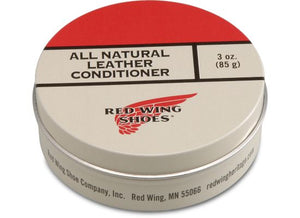 All natural leather conditioner item No. 97104, Red Wing