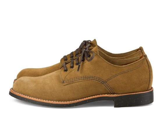 Merchant Oxford Style No. 8043 Leather, Red Wing