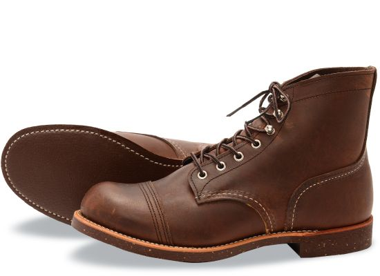 Iron Ranger Style No. 8111, Red Wing