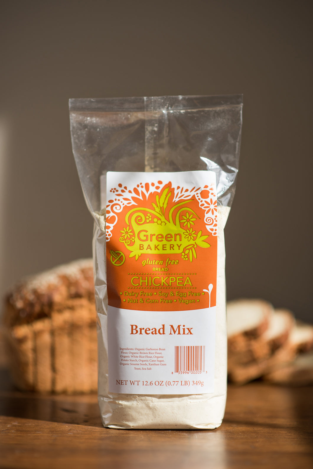 Chickpea Bread Mix