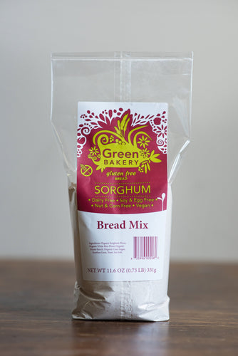Sorghum Bread Mix