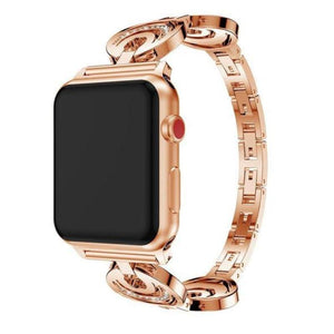 Stainless Steel Apple Watch Strap 38mm/42mm for Women