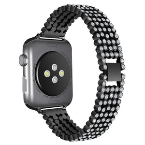 2018 NEW Apple Watch Series 1,2,3,4 bands with stainless steel
