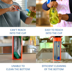 Multi-function Double-end Cleaning Brush(50% off)