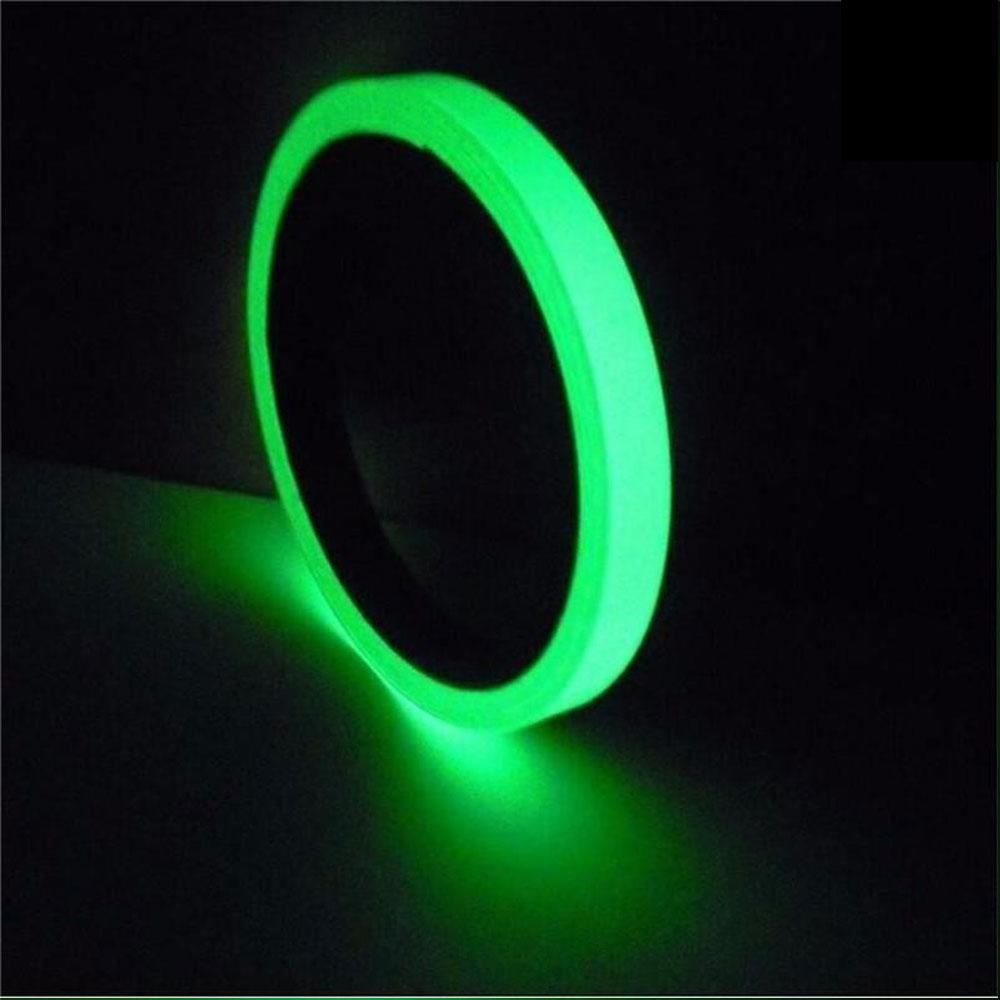 3 meter Self-Adhesive Luminous Fluorescent Tape for Home Decor