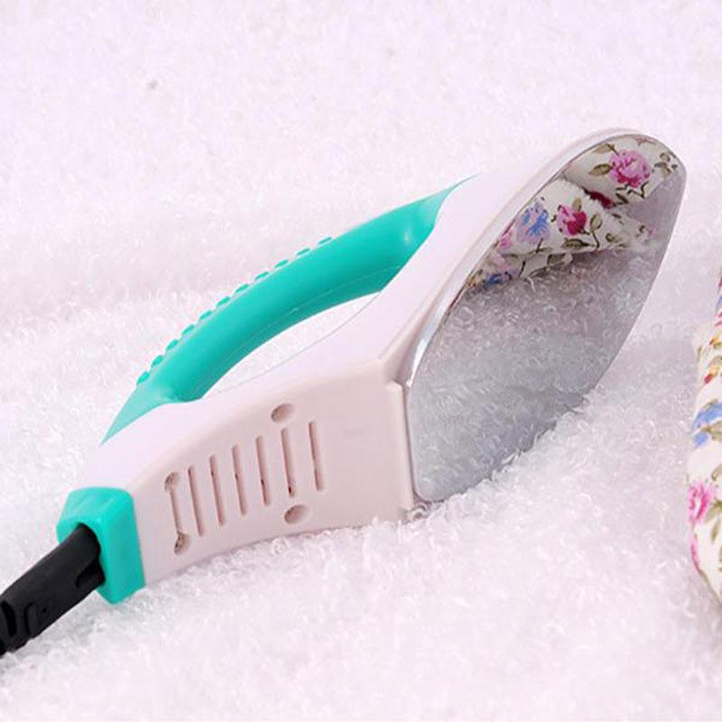 Mini Portable Handheld Electric Clothes Iron for Travel/Home