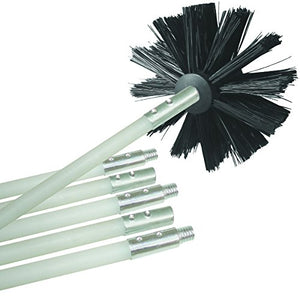 Pipe dryer vent cleaning brush kit(7-piece set)