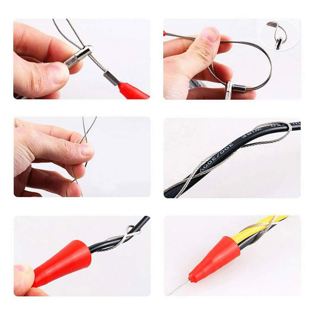 Cable Fish Tape Wire Puller Electrician Wire Cable Threading Device