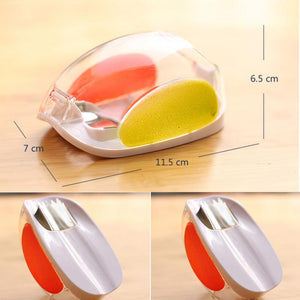 BREEZYLIVE Stainless Steel Mouse-Shaped Corn Stripper for Home