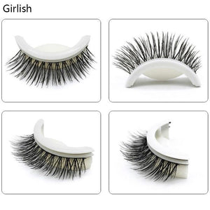 (70%OFF TODAY)Self-Adhesive Eye Lashes