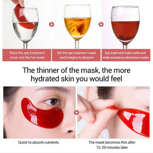 Anti-Aging Eye Mask Skin Rejuvenation