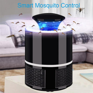 Electric Mosquito Insect Killer with LED Trap Lamp for Indoor