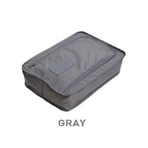 Multifunctional Waterproof Dustproof Zipper Shoe Pouch Storage Bag