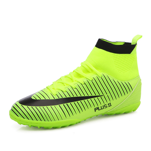 Indoor futsal soccer boots sneakers men Cheap soccer cleats superfly original sock football shoes with ankle boots high hall - Hobbyvillage