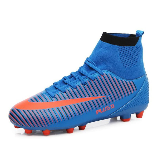 d7c0d8d2963e Indoor futsal soccer boots sneakers men Cheap soccer cleats superfly  original sock football shoes with ankle
