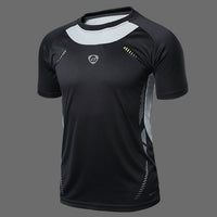 Summer Style New Soccer Jerseys T Shirt Men Camisa Masculina 2017 New Brand Sales Camisas Quick Dry Slim sports jersey - Hobbyvillage