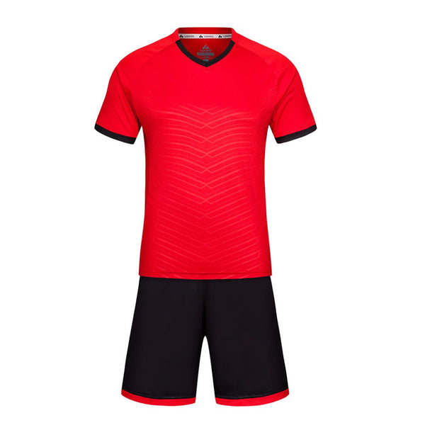 2017 polyester children football uniforms men boys football jerseys set blank soccer team training suits breathable uniforms XXS - Hobbyvillage