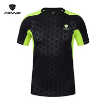 Hot shirt men soccer jerseys 2017 New Mens t-shirt sportswear quick dry sport t shirt Men's Short Sleeve men t-shirt tshirt - Hobbyvillage