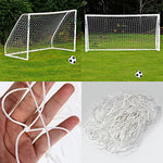 Hot!Full Size Football Net for Soccer Goal Post Junior Sports Training 1.8m x 1.2m - Hobbyvillage