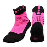 New Men Elite Outdoor Sports Basketball Socks Men Cycling Socks Thicker Towel Bottom Non-slip Male Compression Socks Men's Socks - Hobbyvillage