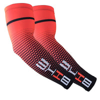 2 Pcs/lot Cycling Arm Sleeves Sport Sun UV Protective Cuff Basketball Arm Warmer Manguitos Ciclismo Brazo Hombre - Hobbyvillage