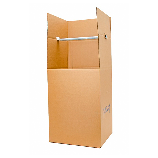 Wardrobe Box - Large<br>24″ x 21″ x 46″