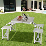 4-in-1 Portable Folding Table™