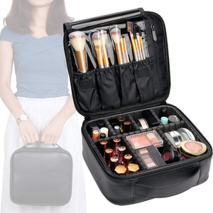 Adjustable Divider Cosmetic Bag™