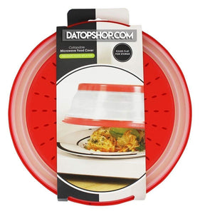 Foldable Microwave Food Lid™
