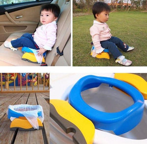 PortaPotty ™ - The Most Convenient Potty Training Seat!