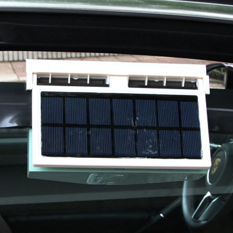 Solar Powered Car Air Conditioner Nattydeals Com