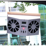 Solar Powered Car Air Conditioner™
