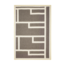 Load image into Gallery viewer, The Brooklyn Blanket in Natural Grey