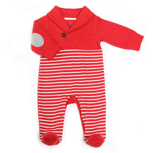 Candy Cane Stripe Coverall