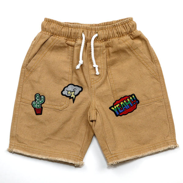 Sahara Canvas Short