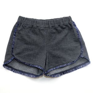 Dark Navy Shorts
