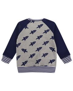 Rocket Sweatshirt