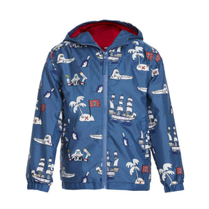 Pirate Color Changing Raincoat