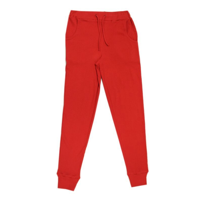 Thermal Joggers- Ruby
