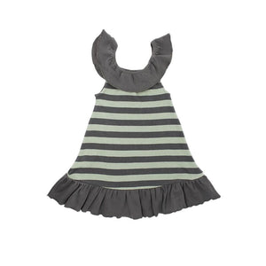 Organic Ruffle Dress