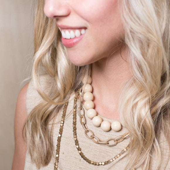 Avril Classic Chain Necklace - Amy Margaret